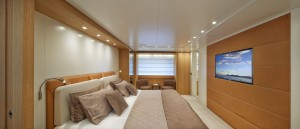 ShowBoats Design Awards Finalist Alchemist Too Master Stateroom